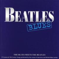 CD - Various Artists Beatles Blues - The Blues Meets the Beatles
