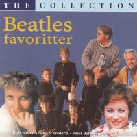 CD - Various Artists Beatles favoritter