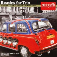 CD - Trio Chitarristico divarese Beatles for Trio