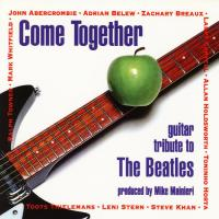 CD - Various Artists Come Together - Guitar tribute to Beatles