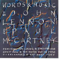 CD - Various Artists Words & music by Lennon & McCartney