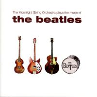CD - Moonlight String Orchestra Plays music of the Beatles