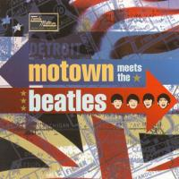 CD - Various Artists Motown meets the Beatles
