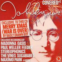 CD - Various Artists Q Lennon covered #2