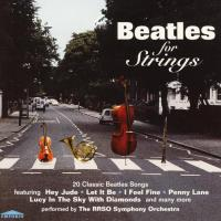 CD - RRSO Symphony Orchestra Beatles for strings