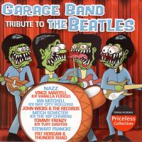 CD - Various Artists Garage Band Tribute To The Beatles