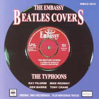 CD - Typhoons The Embassy Beatles Covers