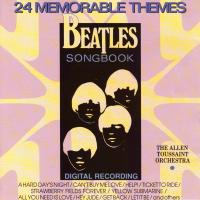 CD - Allen Toussaint Orchestra Beatles Songbook - 24 Memorable Themes