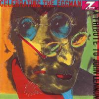 CD - Celebrating the Eggman - A tribute to John Lennon - by: Various Artists