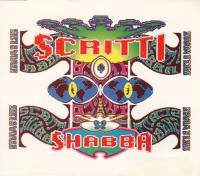CD-single - Scritty Politty + Shabba Ranks She's a woman