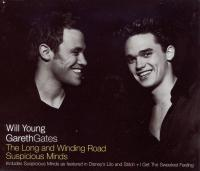 CD-single - Will - Gareth Gates Young The long and Winding Road