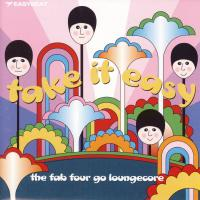 CD - Various Artists The Fab Four go Loungecore