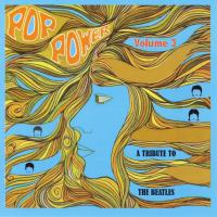CD - Various Artists A Tribute To The Beatles  -  Pop Power 60's & 70's Vol.3