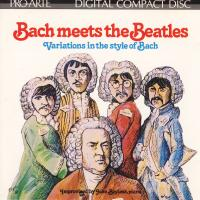 CD - John Bayless Bach Meets the Beatles - Piano, in style of J.S. Bach
