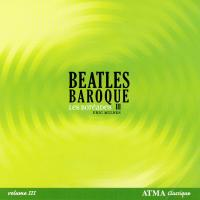 CD - Les Boréades (Eric Milnes) Beatles Baroque Vol III