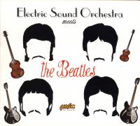 CD - Electric Sound Orchestra (Martial Martinay) Meets the Beatles