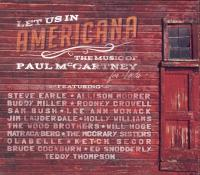 CD - Various Artists Let us in Amercana - The music of Paul McCartney ...For Linda