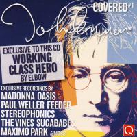 CD - Various Artists Q Lennon Covered #1