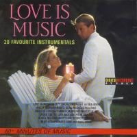CD - Broadway Stage Orchestra Love Is Music
