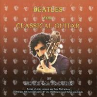CD - Notis Mavroudis Beatles for classical guitar