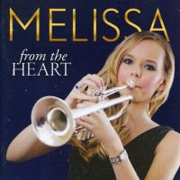 CD - Melissa From The Heart