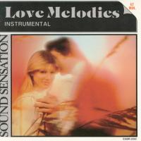 CD - Various Artists Love Melodies