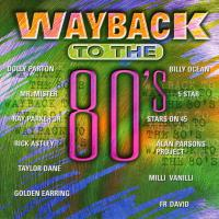 CD - Various Artists Wayback To The 80's