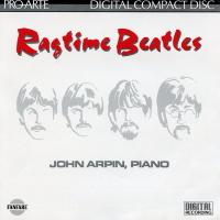 CD - John Arpin Ragtime Beatles