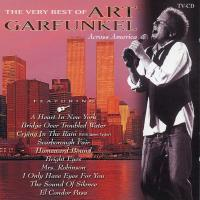 CD - Art Garfunkel The Very Best Of Art Garfunkel Across America