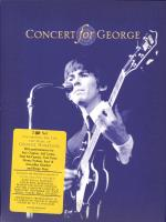 DVD - Various Artists Concert for George (concert 29-11-2002)