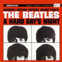 LP - Beatles A hard day's night - Original Motion Picture Sound Track