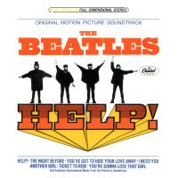 LP - Beatles Help! - Original Motion Picture Soundtrack