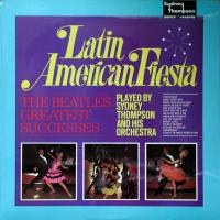 LP - Sydney Thompson & his Orchestra Latin America Fiesta
