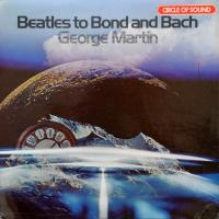 LP - George Martin Orchestra Beatles to Bond and Bach