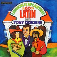 LP - Tony Osborne Lennon & McCartney go Latin