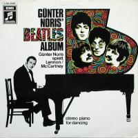 LP - Günther Noris Günter Noris' Beatles album