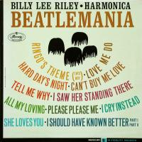 LP - Billy Lee Riley Harmonica Beatlemania
