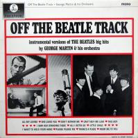 LP - Off the Beatle Track - by: George Martin Orchestra