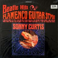 LP - Sonny Curtis Crickets Beatle hits Flamenco guitar style