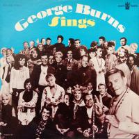 LP - George Burns George Burns sings