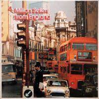 LP - Various Artists Million Sellers from England (4)