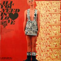 LP - Peter Hepburn Orchestra All you need is love