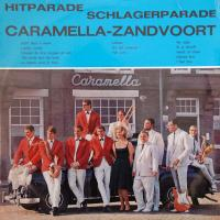 LP - Dijkshoorn Kwintet Hitparade from the Caramella