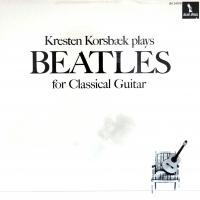 LP - Kresten Korsbaek Beatles for classical guitar
