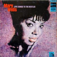 LP - Mary Wells Love songs to the Beatles