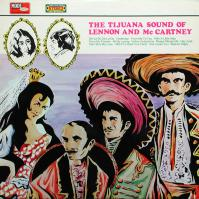 LP - Bill Wellings Orchestra The tijuana sound of Lennon & McCartney