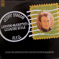 LP - Jerry Inman Lennon & McCartney Country Style