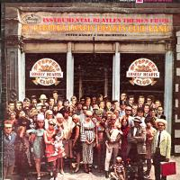 LP - Peter Knight & His Orchestra Sgt. Pepper's Lonely Hearts Club Band - (Instrumental Beatles themes from)