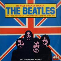 LP - S. Altonn and Boys Les Plus Grand Succes The Beatles