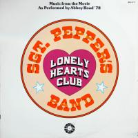 LP - Abbey Road '78 Sgt. Pepper's Lonely Hearts Club Band (Music from the Movie)